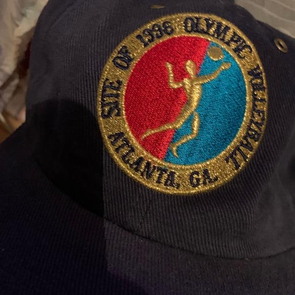 Atlanta Olympics hat merch 1996 vintage og cap new